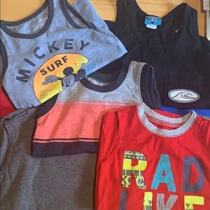 Other - Boys Tank Top Bundle